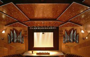 der Konzertsaal Palacio Euskalduna in Bilbao, Baskenland, Spanien