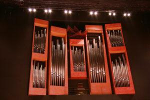 große Orgel ,der Philharmonie Luxembourg, Grande-Duchesse Joséphine-Charlotte