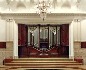 die Orgel in der Philharmonie Warschau , Filharmonia Narodowa Warschau, Polen