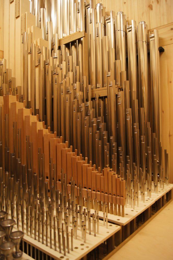 Hauptwerk der Philharmonie Katowice, Schlesien, Polen, Filharmonia Slaska