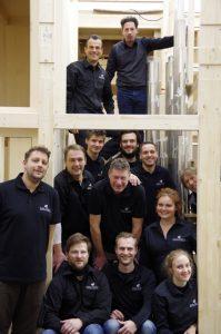 Das Team der Firma Karl Schuke Berliner Orgelbauwerkstatt GmbH