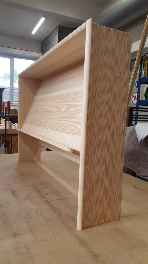 Niemegk: Rekonstruiertes Notenpult