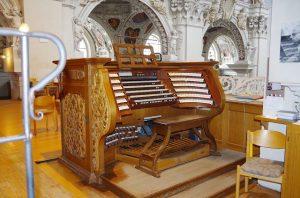 Hauptspieltisch Passauer Dom