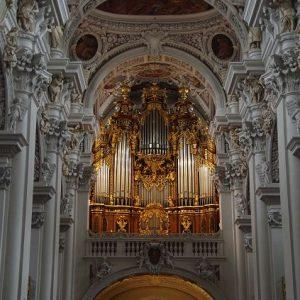 Passauer Dom Hauptorgel